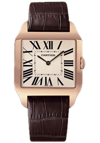 Cartier Watches - Santos Dumont Large - Style No: W2006951