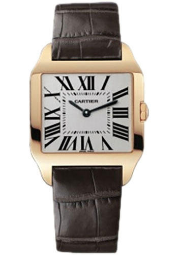 Cartier Watches - Santos Dumont Small - Style No: W2009251