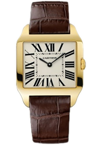 Cartier Watches - Santos Dumont Small - Style No: W2009351