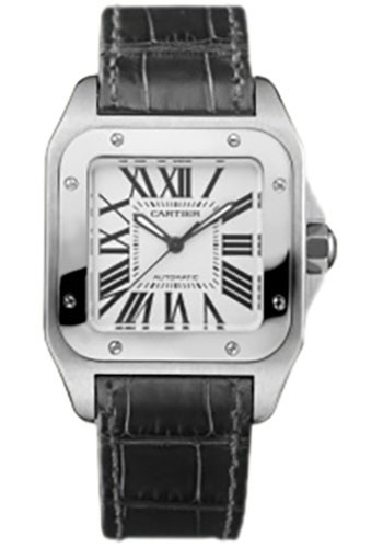 Cartier Watches - Santos 100 Medium - Style No: W20106X8