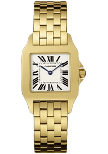 Cartier Watches - Santos Demoiselle Medium - Style No: W25062X9