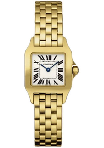 Cartier Watches - Santos Demoiselle Small - Style No: W25063X9