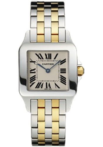 Cartier Watches - Santos Demoiselle Medium - Style No: W25067Z6