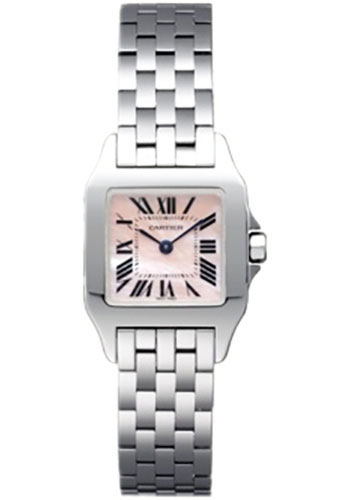 Cartier Watches - Santos Demoiselle Small - Style No: W25075Z5