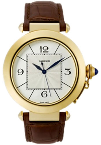 Cartier Watches - Pasha 42 mm - Style No: W3019551