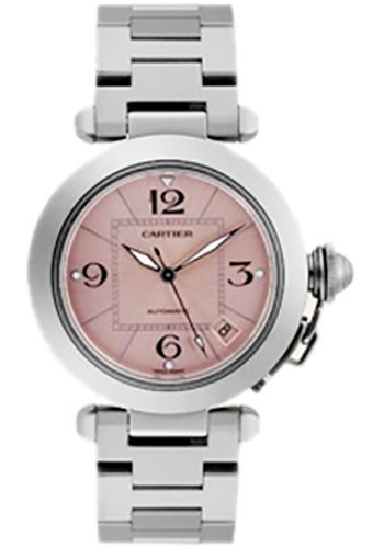 Cartier Watches - Pasha C 35 mm - Style No: W31075M7
