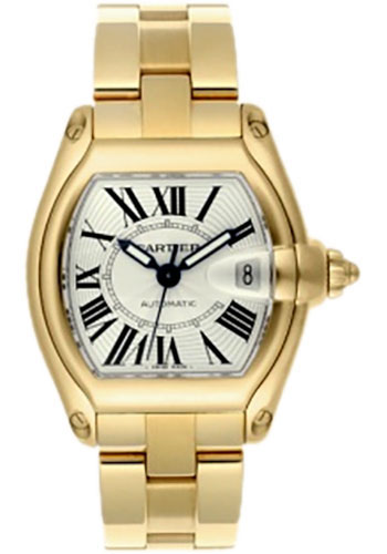 Cartier Watches - Roadster Large - Style No: W62005V1