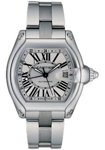 Cartier Watches - Roadster Extra Large - Style No: W62032X6