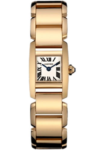 Cartier Watches - Tankissime Small - Style No: W650018H