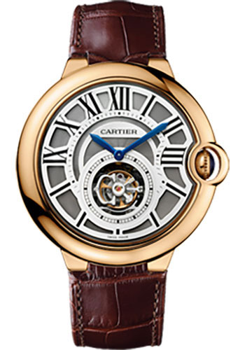 Cartier Watches - Ballon Bleu 46mm - Flying Tourbillon - Style No: W6920001