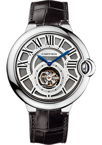 Cartier Watches - Ballon Bleu 46mm - Flying Tourbillon - Style No: W6920021
