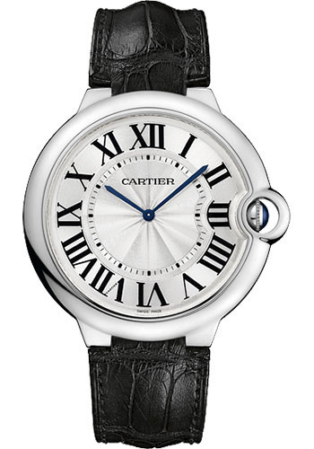 Cartier Watches - Ballon Bleu 46mm - White Gold - Style No: W6920055