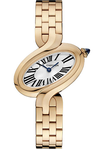 Cartier Watches - Delices de Cartier Small Pink Gold - Style No: W8100003