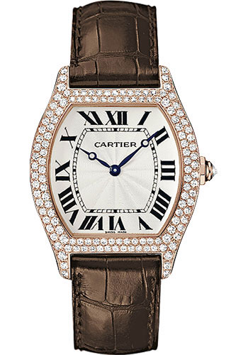 Cartier Watches - Tortue Large - Pink Gold - Style No: WA503951