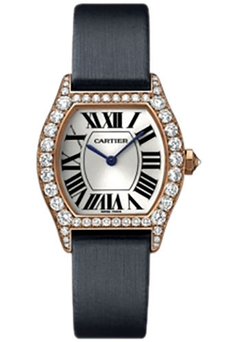 Cartier Watches - Tortue Small - Pink Gold - Style No: WA507031
