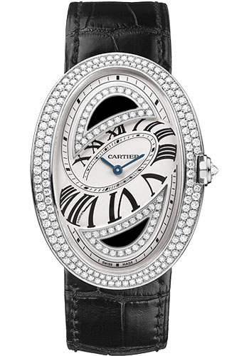 Cartier Watches - Cartier Libre Baignoire Folle - Style No: WB520034