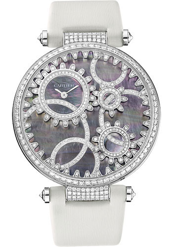 Cartier Watches - Cartier Libre Temps Moderne de Cartier - Style No: WD000002