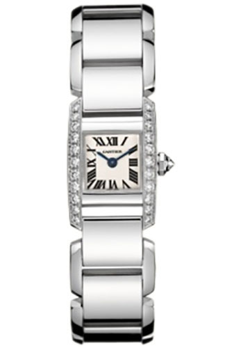 Cartier Watches - Tankissime Small - Style No: WE70069H