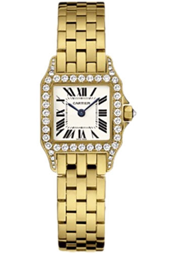 Cartier Watches - Santos Demoiselle Small - Style No: WF9001Y7