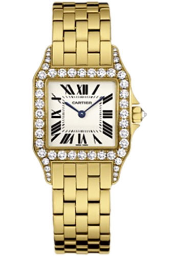 Cartier Watches - Santos Demoiselle Medium - Style No: WF9002Y7
