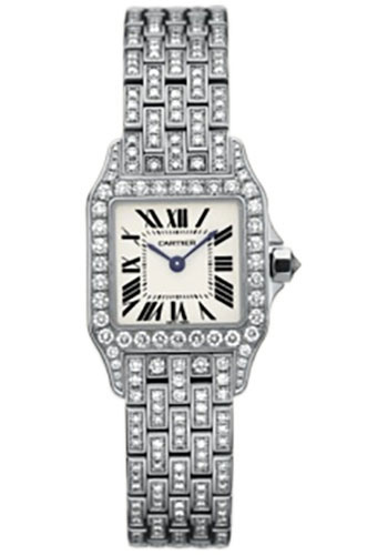 Cartier Watches - Santos Demoiselle Small - Style No: WF9003YA