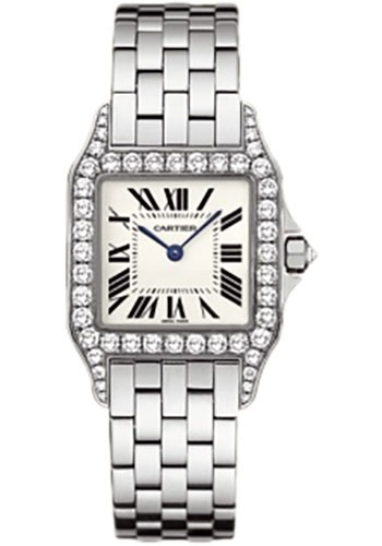 Cartier Watches - Santos Demoiselle Medium - Style No: WF9004Y8