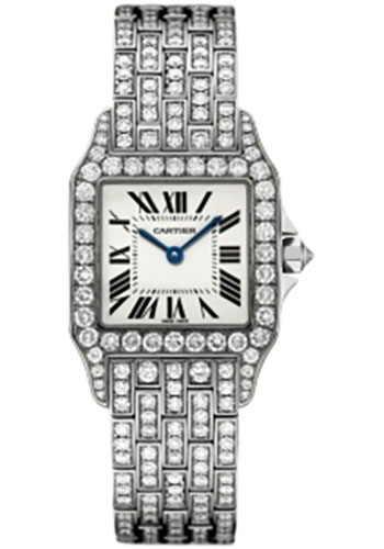 Cartier Watches - Santos Demoiselle Small - Style No: WF9010YA