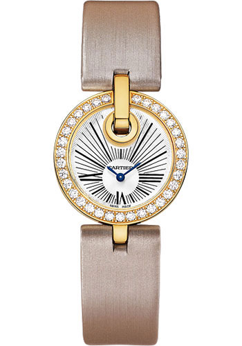 Cartier Watches - Captive de Cartier Yellow Gold - Style No: WG600006