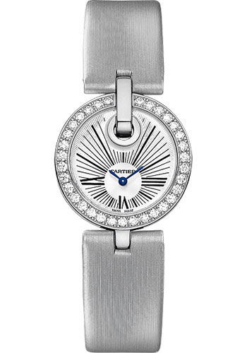 Cartier Watches - Captive de Cartier White Gold - Style No: WG600008