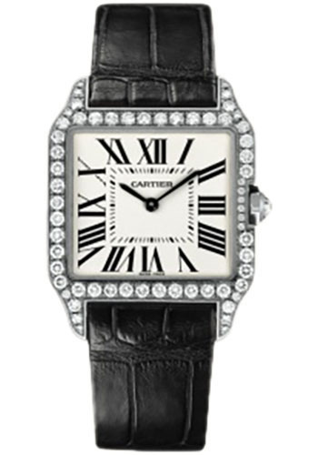Cartier Watches - Santos Dumont Small - Style No: WH100251