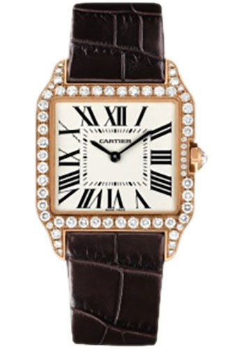 Cartier Watches - Santos Dumont Small - Style No: WH100351