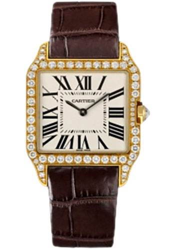Cartier Watches - Santos Dumont Small - Style No: WH100451