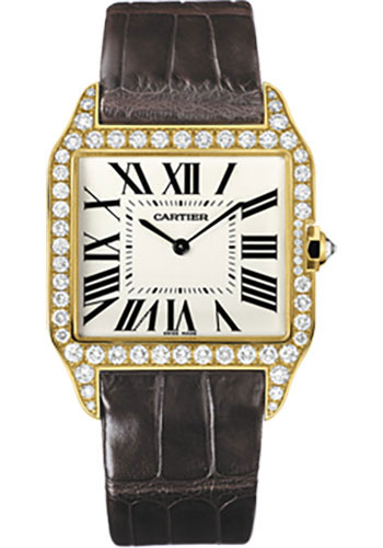Cartier Watches - Santos Dumont Large - Style No: WH100551