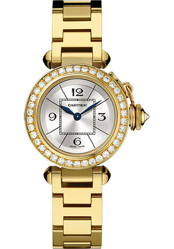 Cartier Watches - Pasha Miss Pasha 27mm - Style No: WJ124014