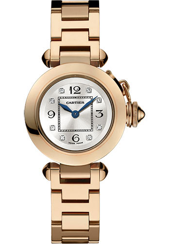 Cartier Watches - Pasha Miss Pasha 27mm - Style No: WJ124016