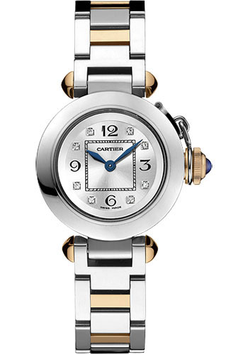 Cartier Watches - Pasha Miss Pasha 27mm - Style No: WJ124020