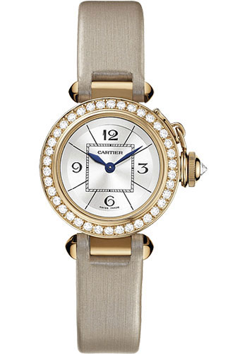Cartier Watches - Pasha Miss Pasha 27mm - Style No: WJ124026