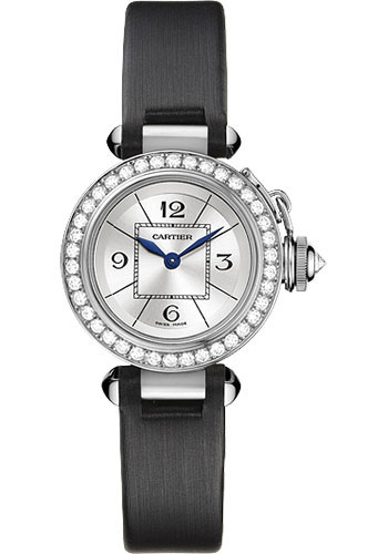 Cartier Watches - Pasha Miss Pasha 27mm - Style No: WJ124027