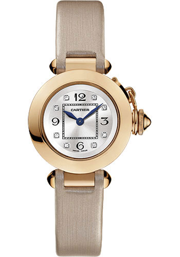 Cartier Watches - Pasha Miss Pasha 27mm - Style No: WJ124028