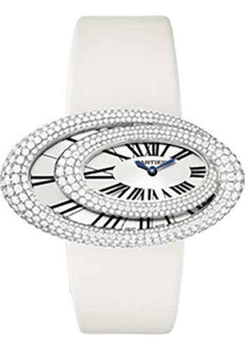 Cartier Watches - Baignoire Hypnose - Style No: WJ306010