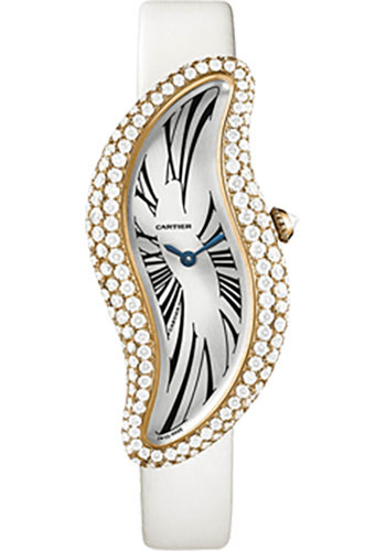 Cartier Watches - Baignoire S - Style No: WJ306016