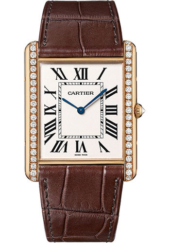 Cartier Watches - Tank Louis Cartier Extra-Flat - Style No: WT200005