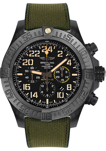 Breitling Watches - Avenger Hurricane 50mm - Military - Limited Edition - Style No: XB12101A/BF46/283S