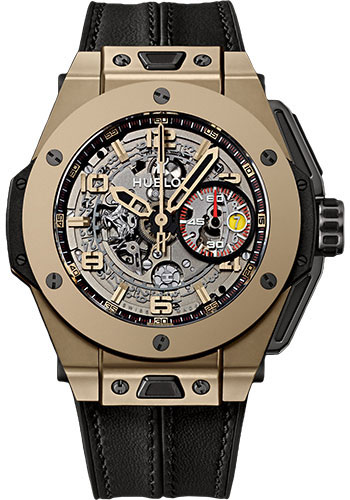 Hublot Watches - Big Bang 45mm Ferrari - Magic Gold - Style No: 401.MX.0123.GR