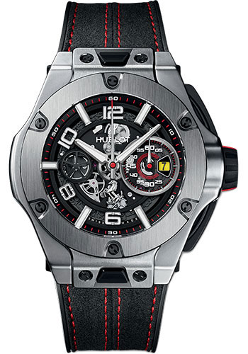 Hublot Watches - Big Bang 45mm Ferrari - Titanium - Style No: 402.NX.0123.WR