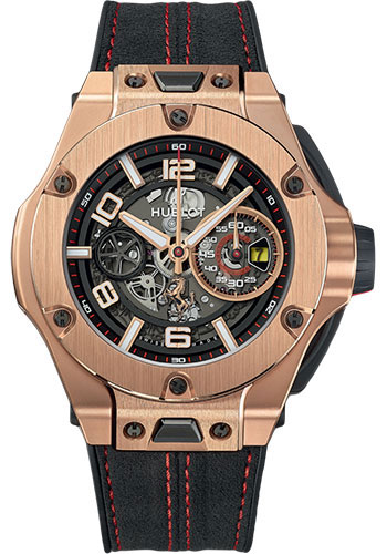 Hublot Big Bang 45mm Ferrari King Gold Watches