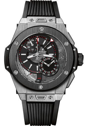 Hublot Watches - Big Bang 45mm Alarm Repeater - Style No: 403.NM.0123.RX