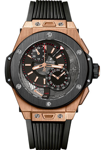Hublot Watches - Big Bang 45mm Alarm Repeater - Style No: 403.OM.0123.RX