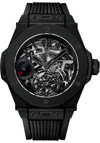 Hublot Watches - Big Bang 45mm Tourbillon Power Reserve 5 Days - Style No: 405.CI.0110.RX