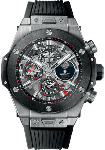 Hublot Watches - Big Bang 45mm Perpetual Calendar - Style No: 406.NM.0170.RX